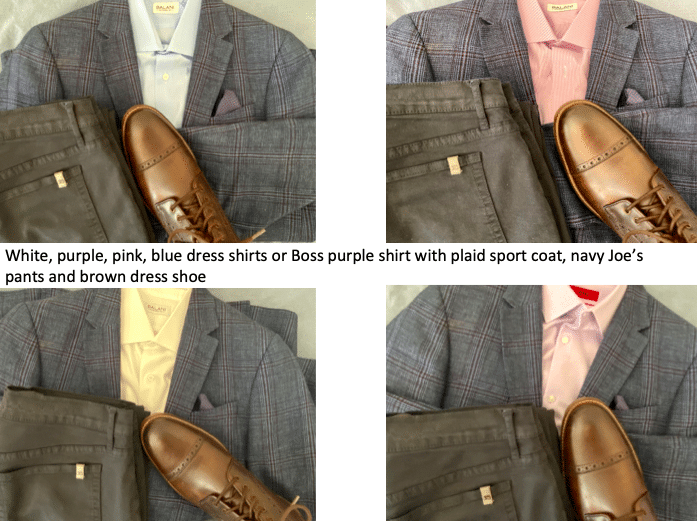 A lookbook is a great way to optimize your closet