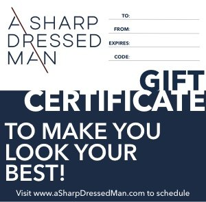 personal styling gift certificate