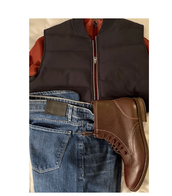 mens sweater outfit